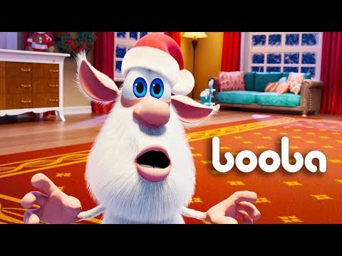 Booba - Christmas Tree 🎄New Episode 36 🎄 Funny cartoons for kids - Kedoo ToonsTV