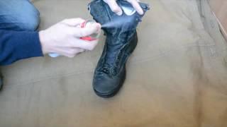 Пропитка для обуви как сделать 179
