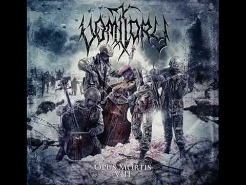 Vomitory - Shrouded in Darkness