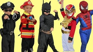 Kids Costume Runway Show Power Rangers Superheroes Disney Marvel Dress Up Fun Ckn Toys