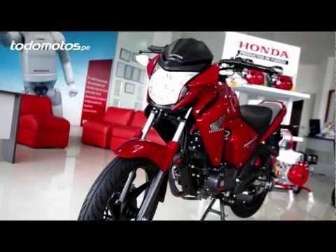 Honda CB 150 Invicta en Perú I Video en Full HD I Presentado por Todomotos.pe