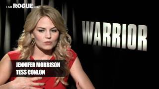 Warrior - EXCLUSIVE VIDEO: 'Warrior' Cast and Crew Interviews