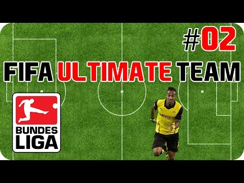 Aubameyang - Fifa 15 Ultimate Team #002 - Let`s Play