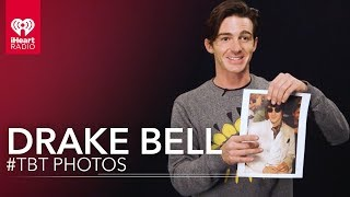 Drake Bell Looks Back On Drake and Josh Photos | Exclusive Interview