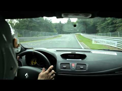 Renault Megane R.S. Trophy  - Caméra embarquée - Record at the Nürburgring Nordschleife