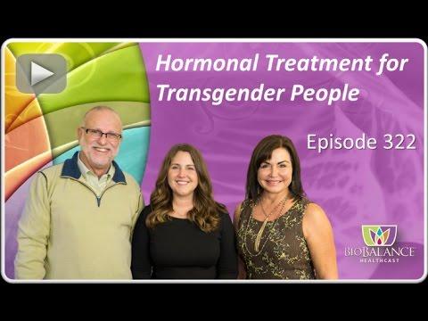 Hormonal Treatment for Transgender People