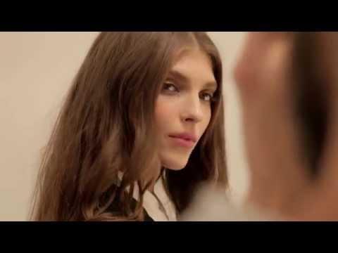 Alberta Ferretti Backstage SS 2015