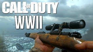 Unlocking Prestige Weapons (Call of Duty: WW2 Multiplayer Gameplay Stream)