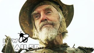 The Man Who Killed Don Quixote Trailer (2018)