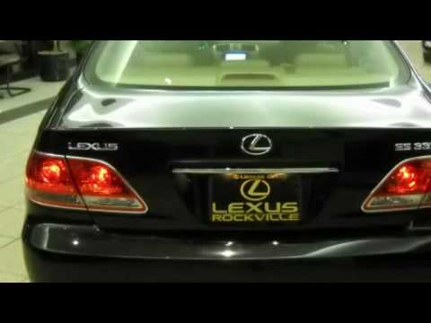 Preowned 2005 Lexus ES 330 Rockville MD