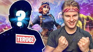 DIT DUO IS ALWEER LANG GELEDEN!! - Fortnite Battle Royale (Nederlands)