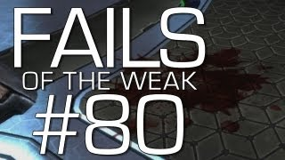 Fails of the Weak: Ep. 80 - Funny Halo 4 Bloopers and Screw Ups! | Rooster Teeth