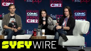 Critical Role Answers Your Questions - Full Panel | C2E2 | SYFY WIRE