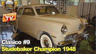 Museo del auto / Studebaker Champion 1948 / Auto Clásico #9