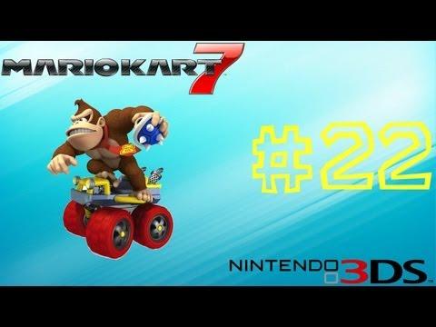 Mario Kart 7 - - Online Races 22: Super Mario Bros. Retro Tour