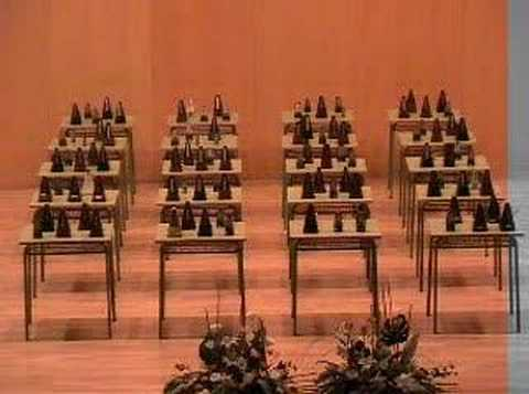 György Ligeti, Poème Symphonique for 100 metronomes, II Music Videos