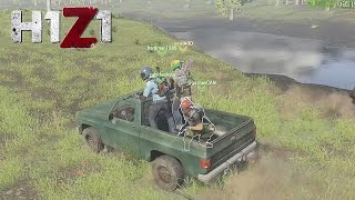 Çete savaşları H1Z1 King of The Kill Türkçe S3 #231