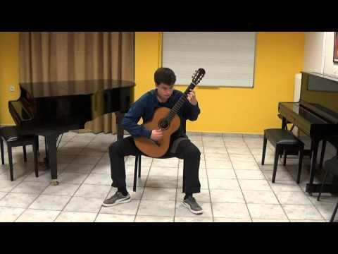 Σπύρος Φίλιππας - D. Scarlatti: Sonata K.380