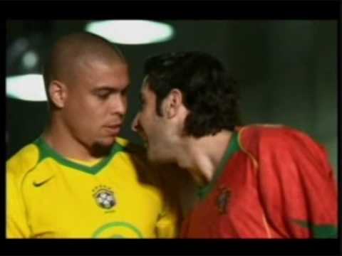 Nike Advert -- Portugal Vs Brasil