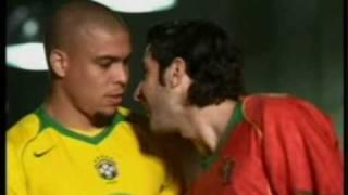 Nike Advert -- Portugal Vs Brasil