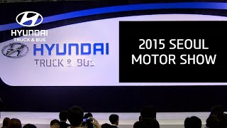 Hyundai - Commercial vehicle Highlights at Seoul Motor Show 2015