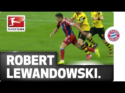 Robert Lewandowski - Player Of The Week - Matchday 27