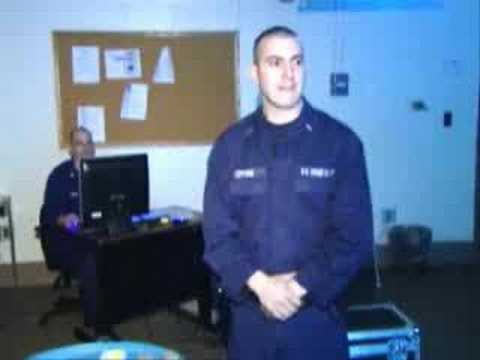 Maritime Law Enforcement Academy - Part 1