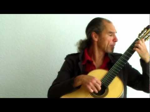 estudio romantico/Emilio Pujol/by Xavier Descamps