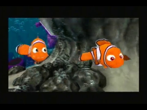 Finding Nemo Walkthrough - Part 1/43: Going to School