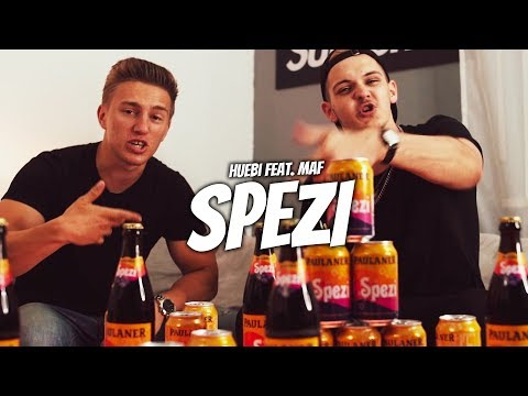 HUEBI feat. MAF - SPEZI (Official Video)