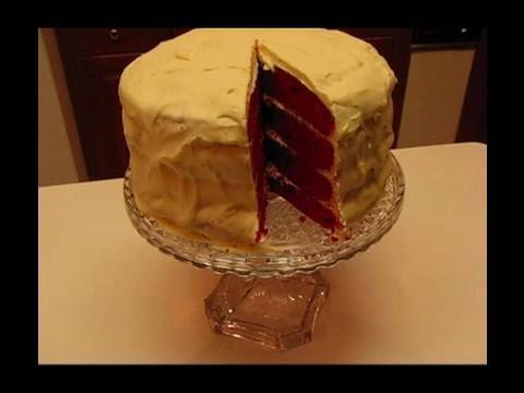 Betty's Valentine's Day Red Velvet Cake Recipe