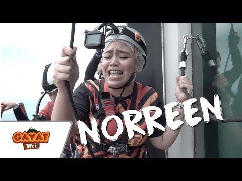 GAYAT WEI | Norreen TERKENCING di atas Menara Komtar, Penang? [EP 08]