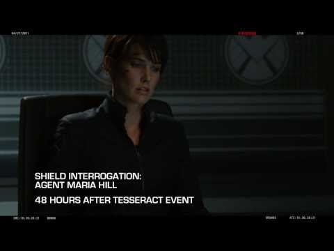 Marvel Avengers Assemble - Deleted alternate Maria Hill opening - Official Marvel Clip | HD