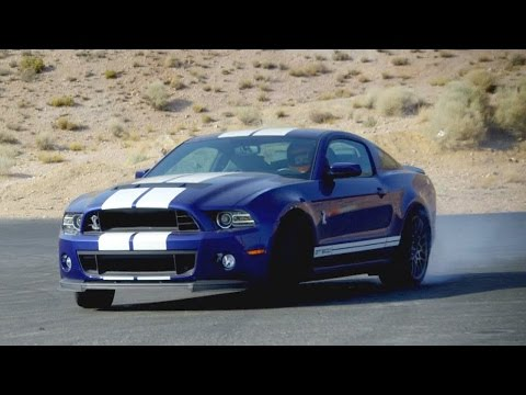 2013 Ford Mustang Shelby GT500 Video Review - Kelley Blue Book