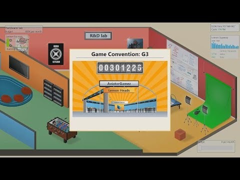 Second Life?! (Game Dev Tycoon) Ep.15
