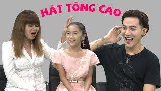 """Thầy trò Lưu Thiên Hương - Ali Hoàng Dương – Kiều Minh Tâm thi nhau hát """" Cánh chim lạc"""" tông cao"""