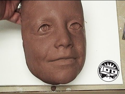 Special Effects Tutorial: pouring lifecasts in Monster Clay