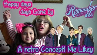 "[MV REACTION] A Baby React to kpop ( DAY6 ""days gone by(행복했던 날들이었다)"" M/V ) by Bubbles Korea"