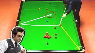 WICKED SHOTS !!! Ronnie's CREATIVE BREAKS!! Compilation! ᴴᴰ