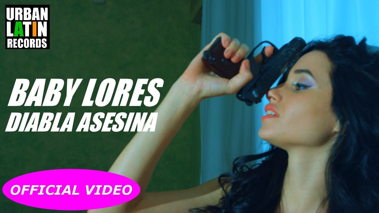 BABY LORES (CLAN 537) - DIABLA ASESINA (OFFICIAL VIDEO) REGGAETON 2017