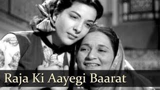 Aah - Raja Ki Aayegi Baraat - Raj Kapoor - Nargis - Lata Mangeshkar - Evergreen Hindi Songs