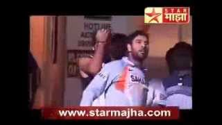Indian Cricket dressing room funny moment
