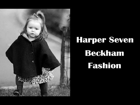 Harper Seven Beckham Fashion and Style Looks Photo