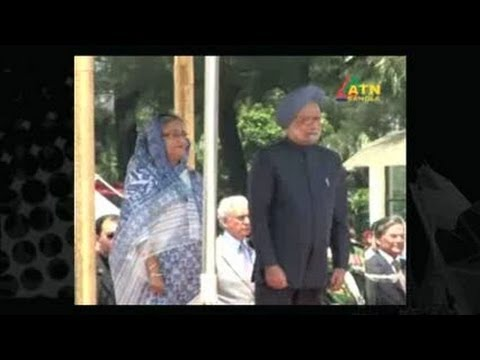Indian PM on state visit to Bangladesh