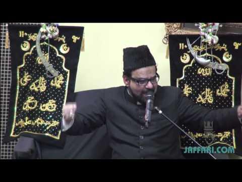 23rd Safar 1435 Maulana Abid Bilgrami