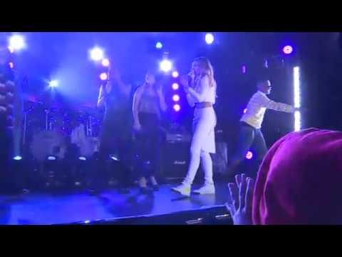 Ciara Live presented by Myspace #owa
