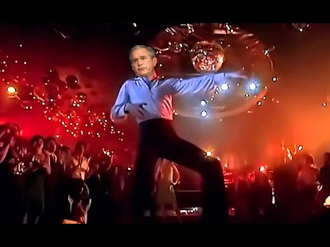Why Did George W. Bush DANCE At The Dallas Memorial?? | What's Trending Now
