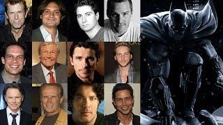 """Characters Voice Comparison - """"Batman"""""""