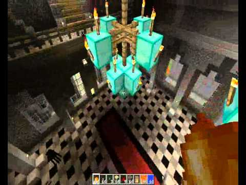 Minecraft como hacer lamparas modernas youtube - Como hacer lamparas ...