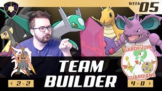 Detroit Type: Nulls Teambuilder vs Gardevoir Guardians • PGL Week 5 (CrimsonCBAD)